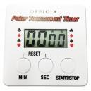 Elektronický Official Poker Tournament Timer