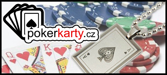 PokerKarty.cz - Poker shop